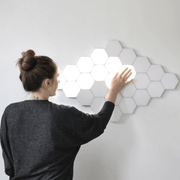 Hexa Motion Light Canvas