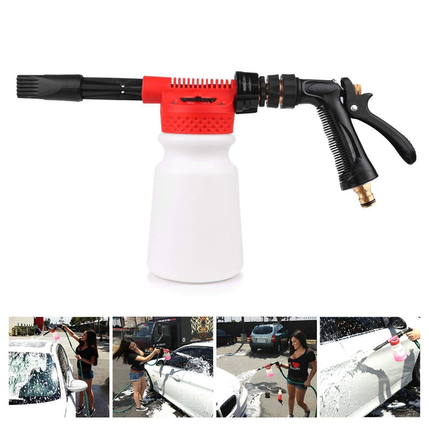 Car Cleaning Spray Foam Gun