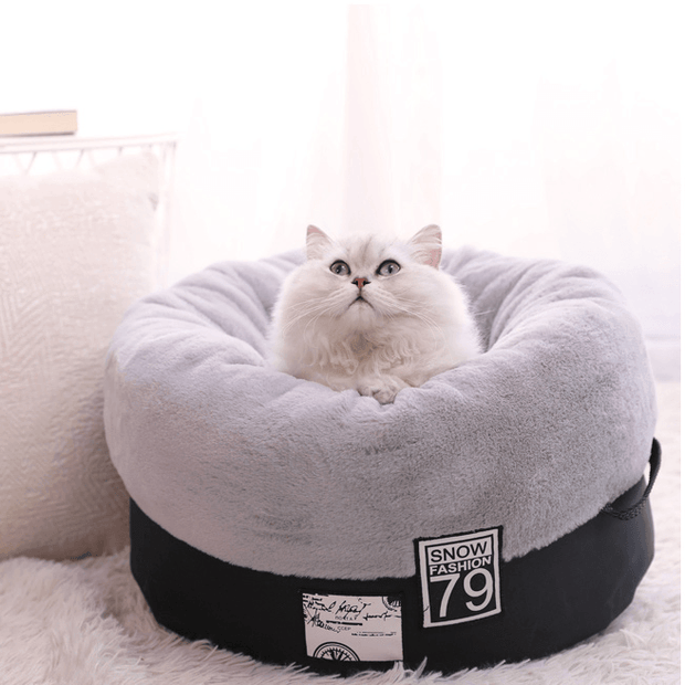 Cozy Pet Bed for Cat and Dog