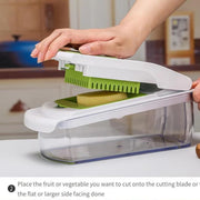 Insanely Awesome 16-in-1 Kitchen Slicer Pro