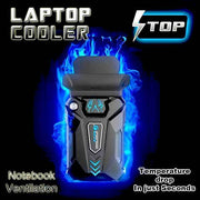 High Performance Laptop Cooler