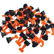 Reusable Tile Leveling System (50pcs)