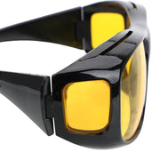 Night Vision UV Protection Driving Goggles