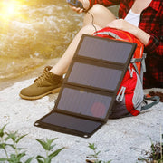 Waterproof Portable Foldable Solar Panel