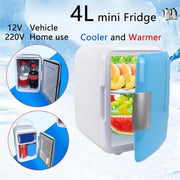 12V Mini Portable Car Refrigerator