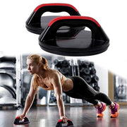 Rotating Fitness Push Up Grips