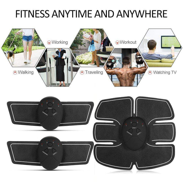 Smart Muscle Stimulator Fitness Trainer