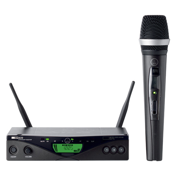 AKG WMS470 Vocal Wireless System D5 Band-7