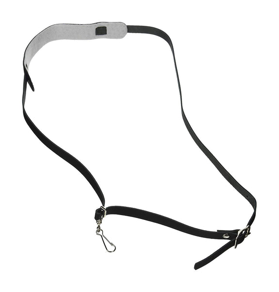 Belmonte 3489 Bassoon Strap. Black