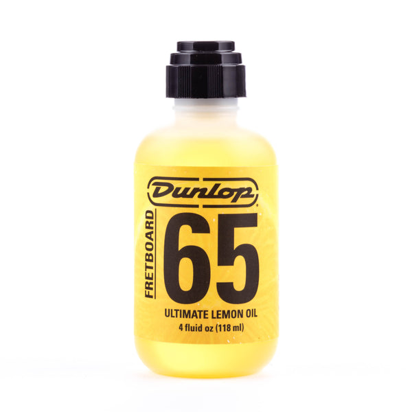 Dunlop 6554 Formula 65 Fretboard Ultimate Lemon Oil