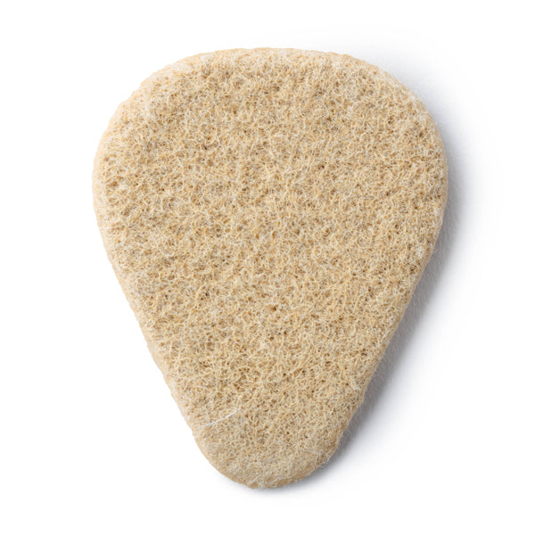 Dunlop 8011 Felt Nick Lucas Pick. (12 Pack)