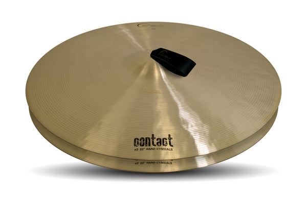 "Dream Cymbals A2C22 Contact Series 22"" Orchestral Hand Cymbals (Pair)"