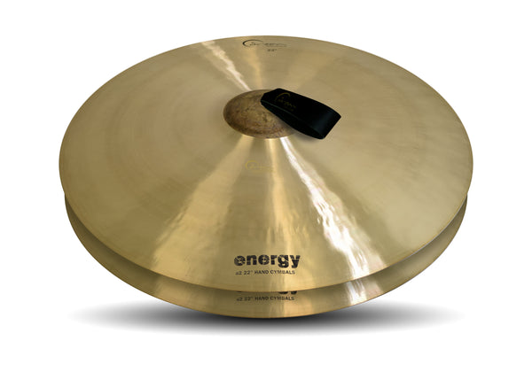 "Dream Cymbals A2E22 Energy Series 22"" Orchestral Hand Cymbals (Pair)"