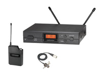 Audio-Technica ATW-2129BI 2000 Series Wireless Lavalier System