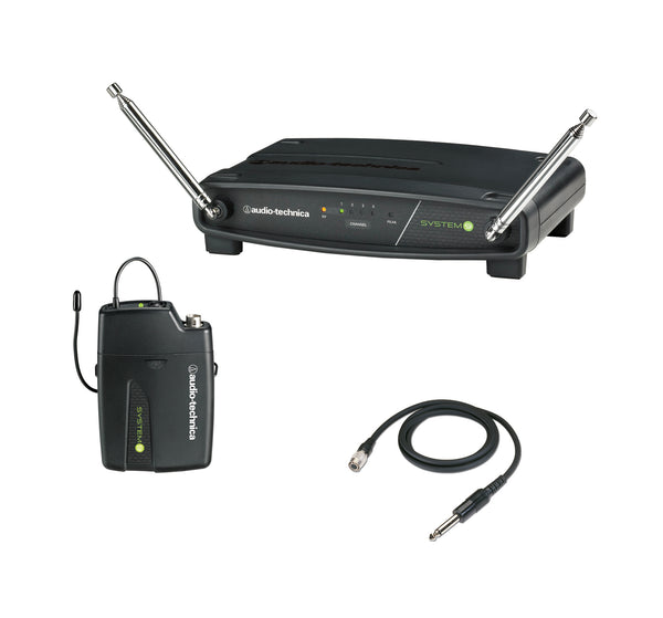 Audio-Technica ATW-901A-G VHF Wireless Guitar System