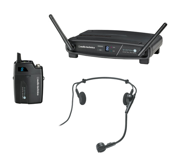Audio-Technica ATW1101H System 10 Digital Headset Wireless System