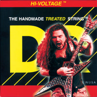 DR Strings DBG-10/52 Hi-Voltage Dimebag Electric Guitar Strings. 10-52