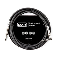 MXR DCIS10R Standard Instrument Cable. Straight to Right Angle 10'