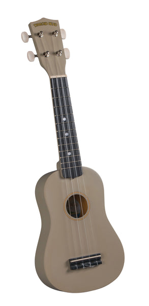 Diamond Head DU-124 Soprano Ukulele. Light Yellow