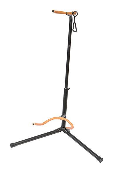 Stageline GS121 Deluxe Guitar Stand. Black