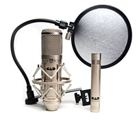CAD Audio GXL3000SP Studio Pack. 2 Microphones and Pop Filter