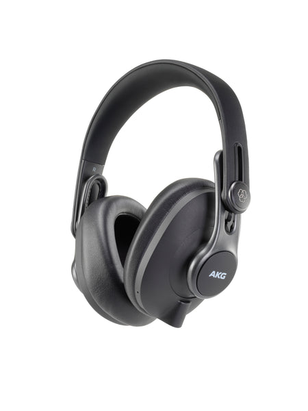 AKG K371-BT-U Over Ear Closed Back Foldable Studio Headphones. Bluetooth