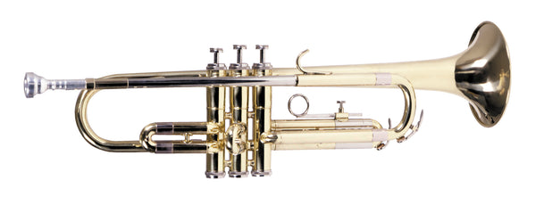 Lauren LTR100 Trumpet with Case