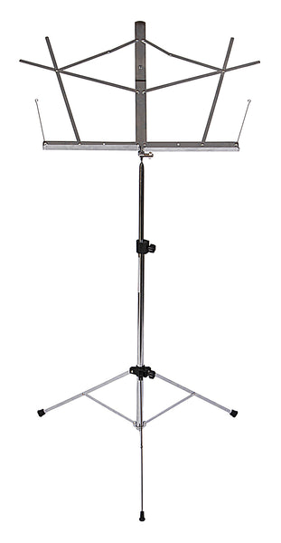 Stageline MS2CH Music Stand. Chrome