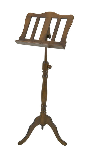 Stageline MS40WA Music Stand. Walnut