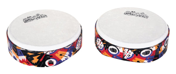 Rhythm Village Benkadi Club Series Hand Drum. 6""