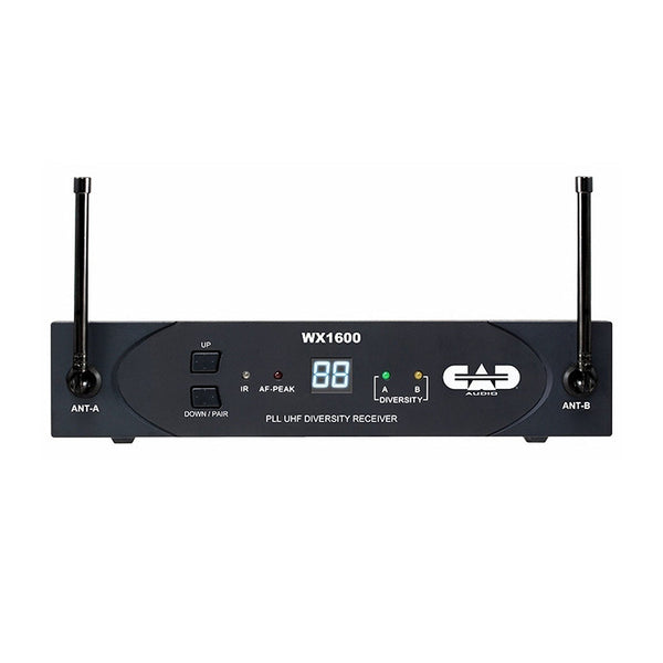CAD Audio RX1600G Receiver for WX1600 Series Wireless