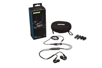 Shure SE215-K+UNI Sound Isolating Earphones. Black