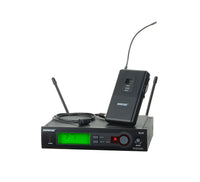 Shure SLX14/85-J3 Wireless System With WL185 Lavalier Microphone. Frequency Band (572-596 MHz)