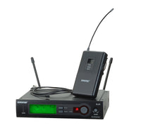Shure SLX14/93-H5 Combo System With WL93 Lavalier Microphone. Frequency Band H5 (518-542 MHz)