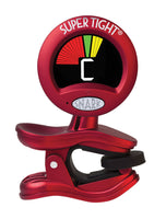 Snark ST-2 All Instrument Tuner. Red/Silver