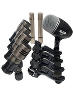 CAD Audio TOURING7 7 Piece Drum Microphone Pack