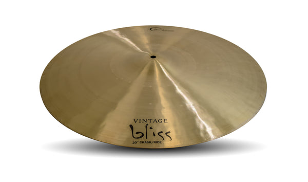 "Dream Cymbals VBCRRI20 Vintage Bliss 20"" Crash/Ride"