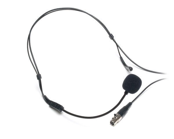 CAD Audio WXHW Hyper Cardioid Condenser Headset Microphone w/TA4F Connector