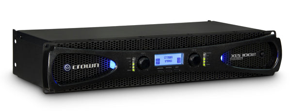 Crown XLS1002 2 x 350W Power Amplifier