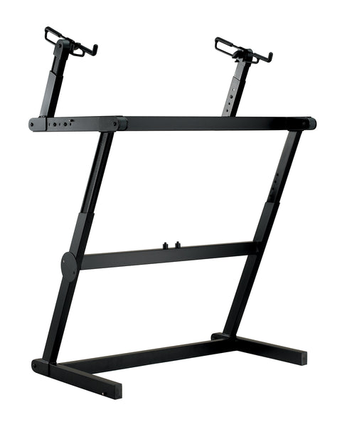 Quik Lok Z-716L Z Frame Keyboard Stand. Single Tier Extra Wide