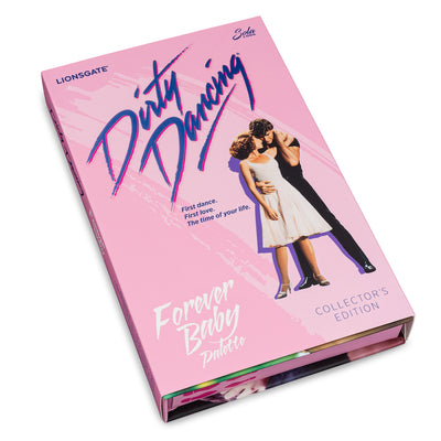 Dirty Dancing Palette - #1 FAN COLLECTION (LIMITED EDITION)