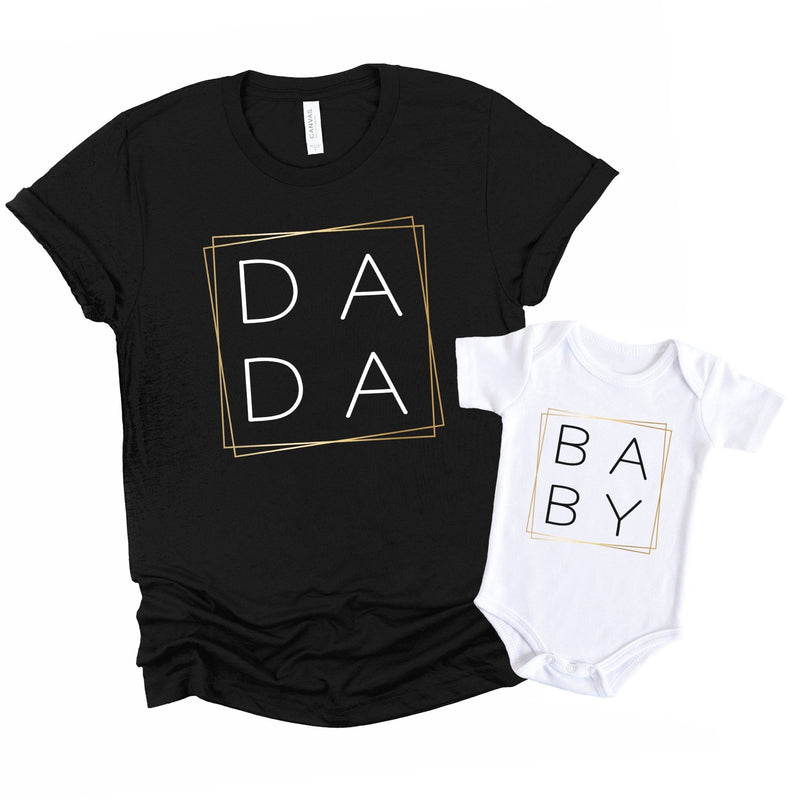 Dada & Baby Matching Set - Little Lili Store