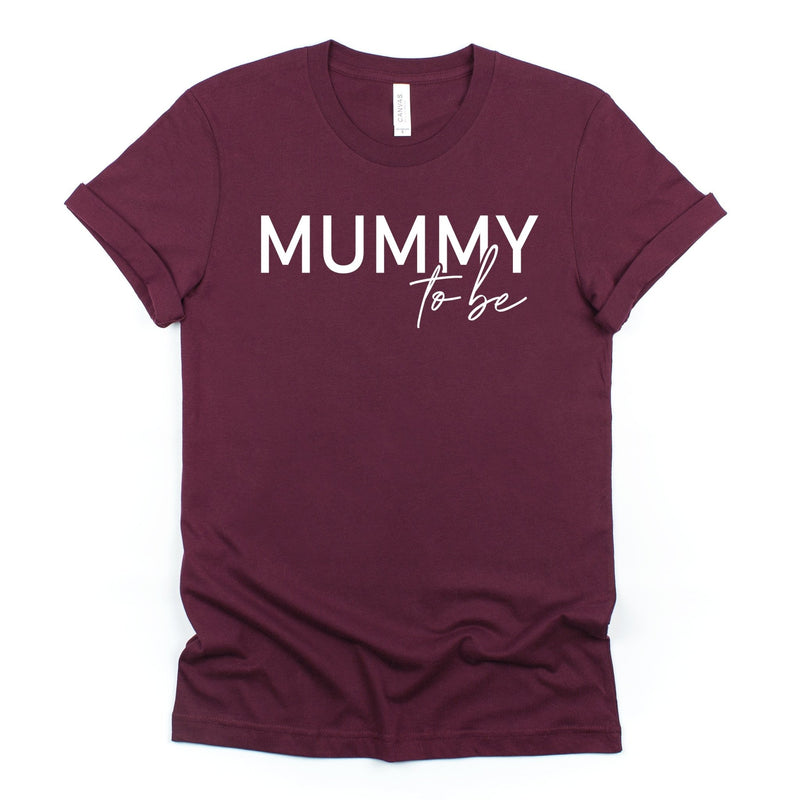 Mummy To Be T Shirt - Little Lili Store