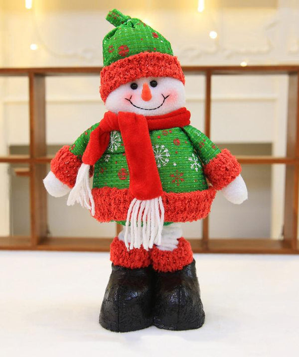 Christmas Children Telescopic Doll
