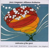 Jazz Composers Alliance Orchestra - Celebration of the Spirit - CIMP 298
