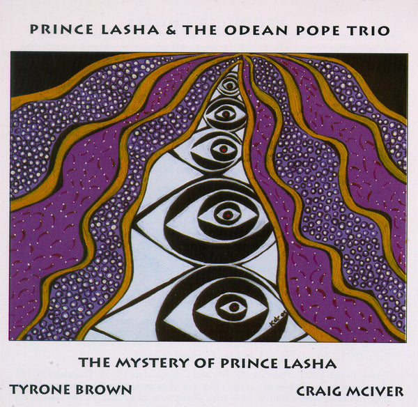 Prince Lasha & The Odean Pope Trio - The Mystery of Prince Lasha - CIMP 330