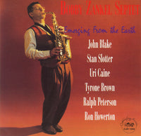 Bobby Zankel Septet - Emerging From the Earth - CJR 1059