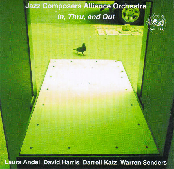 Laura Andel - David Harris - Darrell Katz - Warren Senders - In Thru and Out - CJR 1153