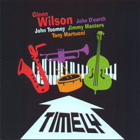 Glenn Wilson - Timely - CJR 1255