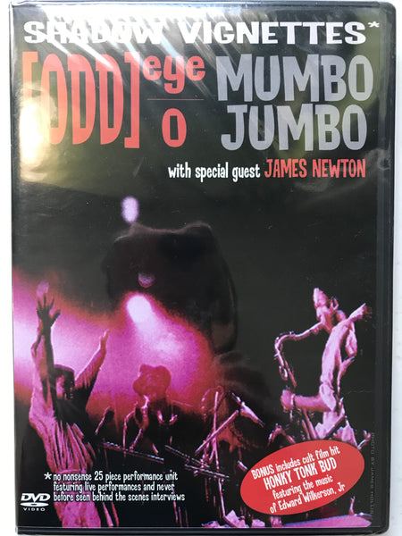SHADOW VIGNETTES - EDWARD WILKERSON - ODD EYE O MUMBO JUMBO - SESSOMS 1 DVD [NTSC]